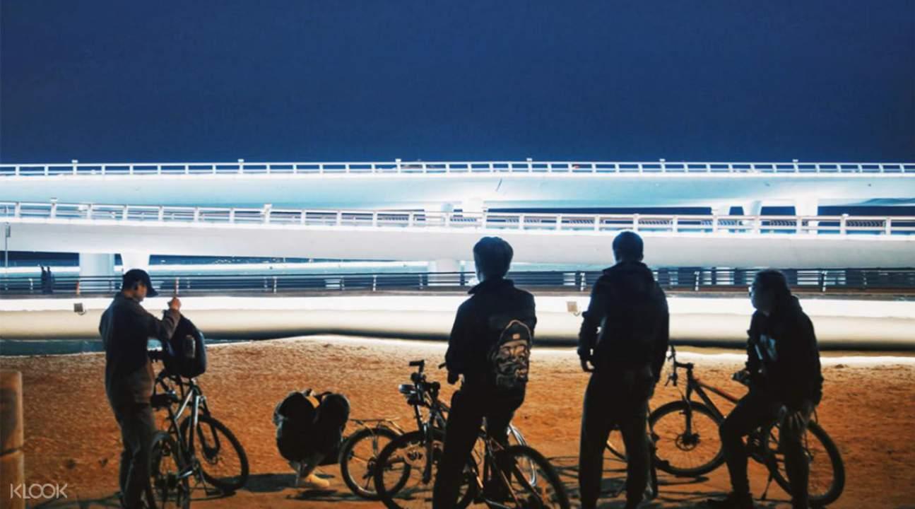 Xiamen night tour