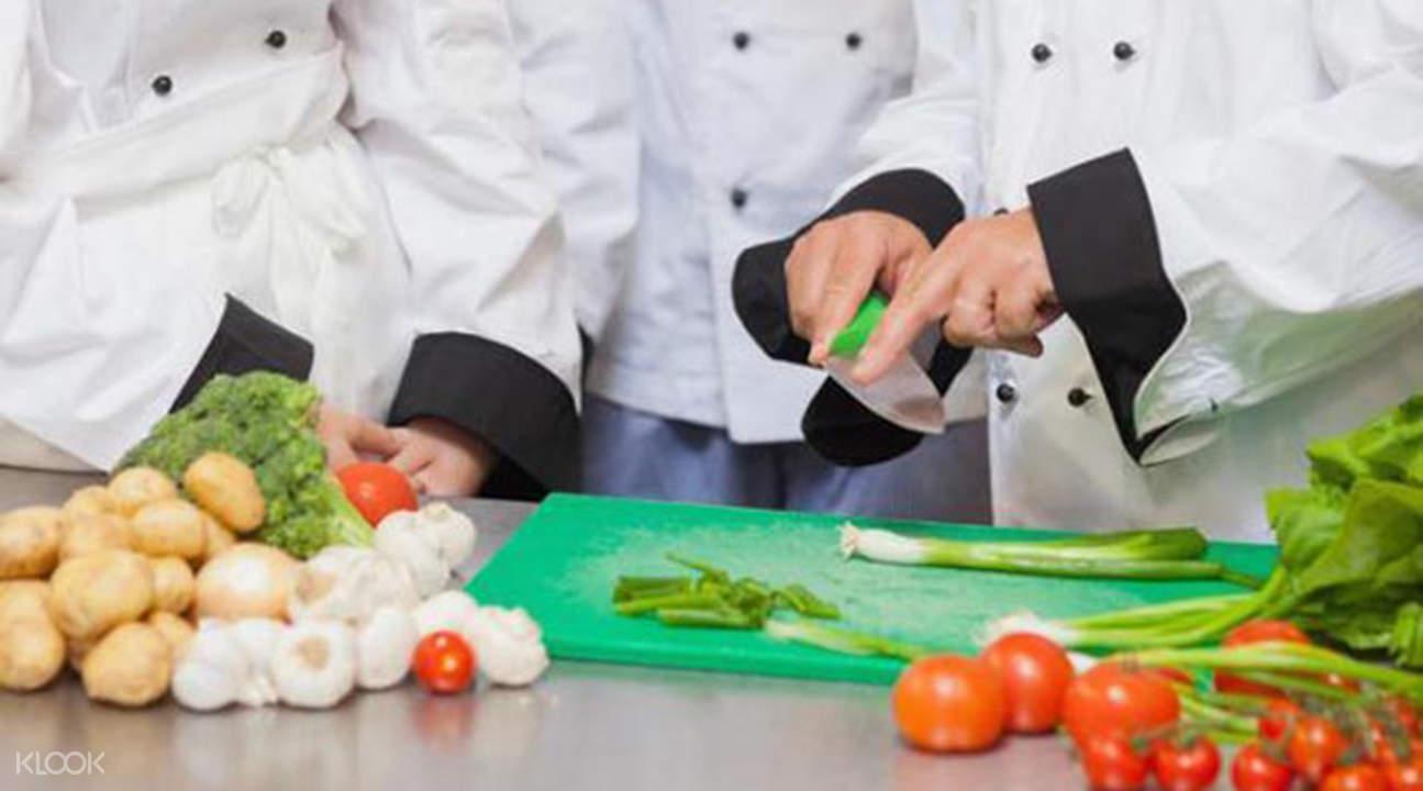 佛罗伦萨烹饪课 & 圣罗伦兹露天市场游