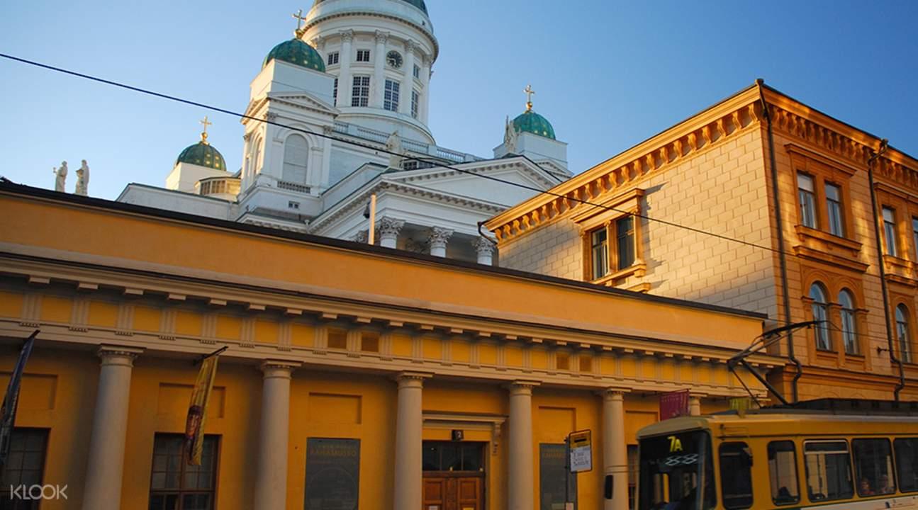 赫尔辛基 旅游