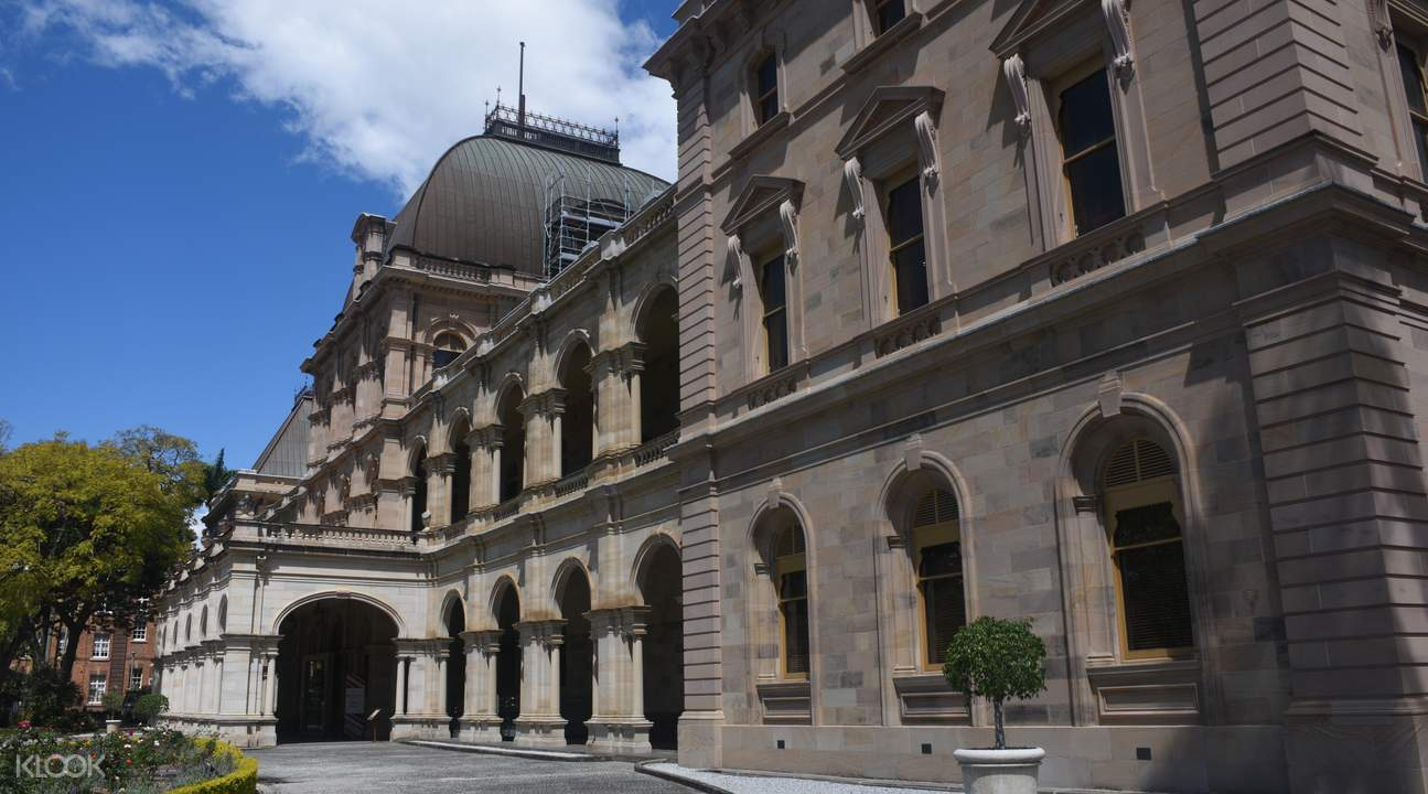 parliament house brisbane