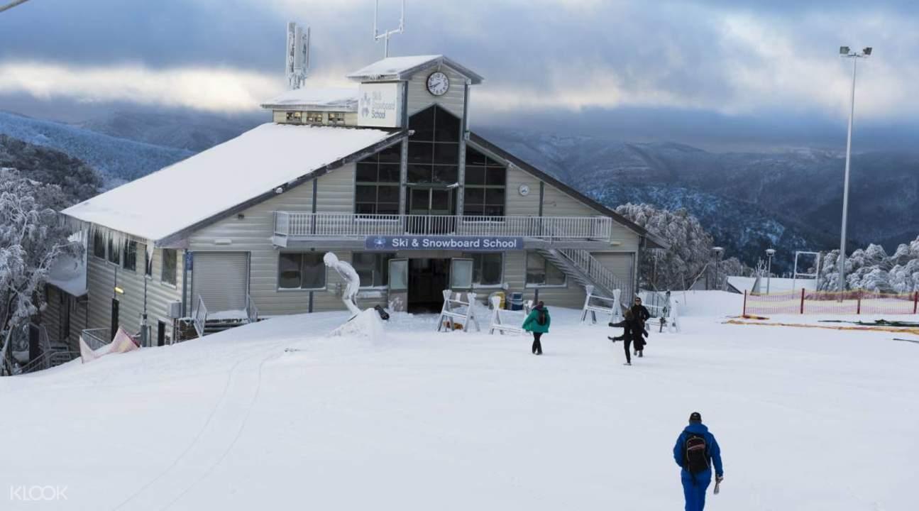 墨爾本 布勒山滑雪體驗(Mt Buller)