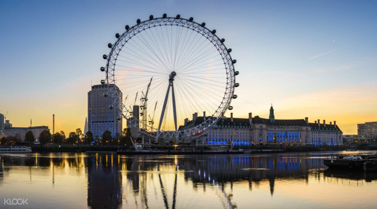 london eye ticket