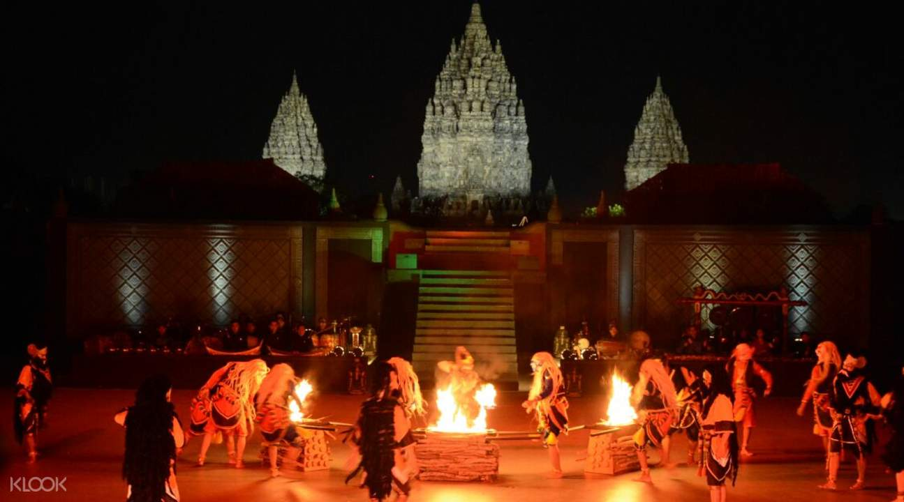 Ramayana Ballet Performance With Optional Dinner