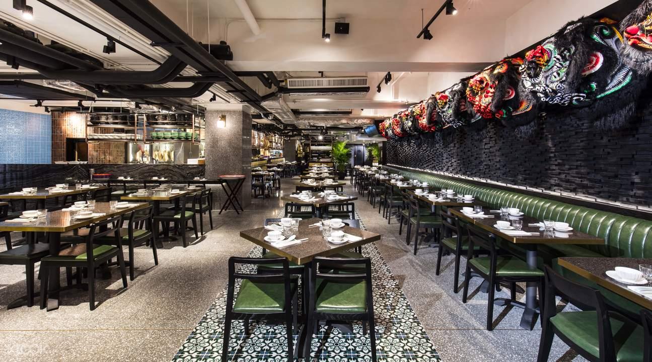 香港龍麵館