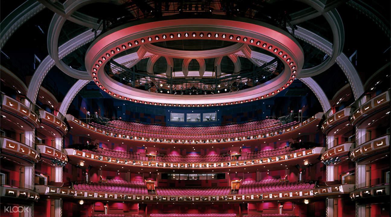 杜比剧院(柯达剧院)门票