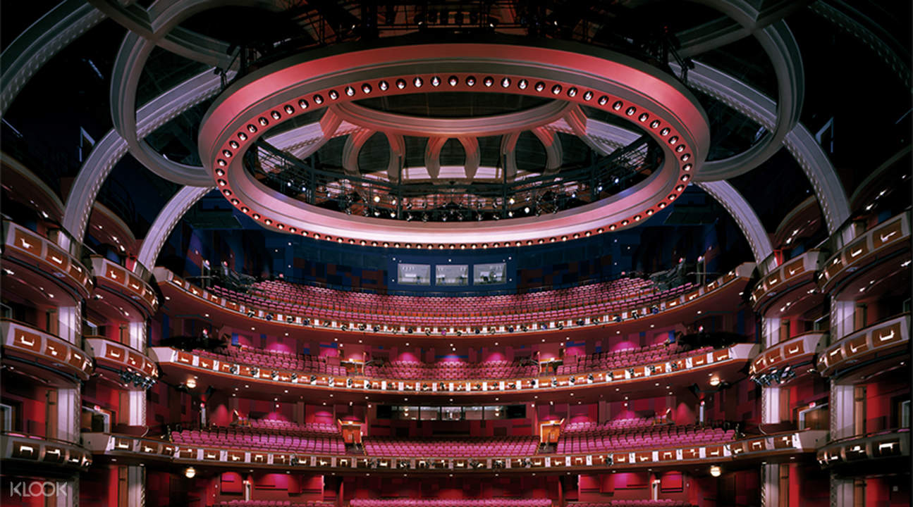 杜比劇院(柯達劇院)門票