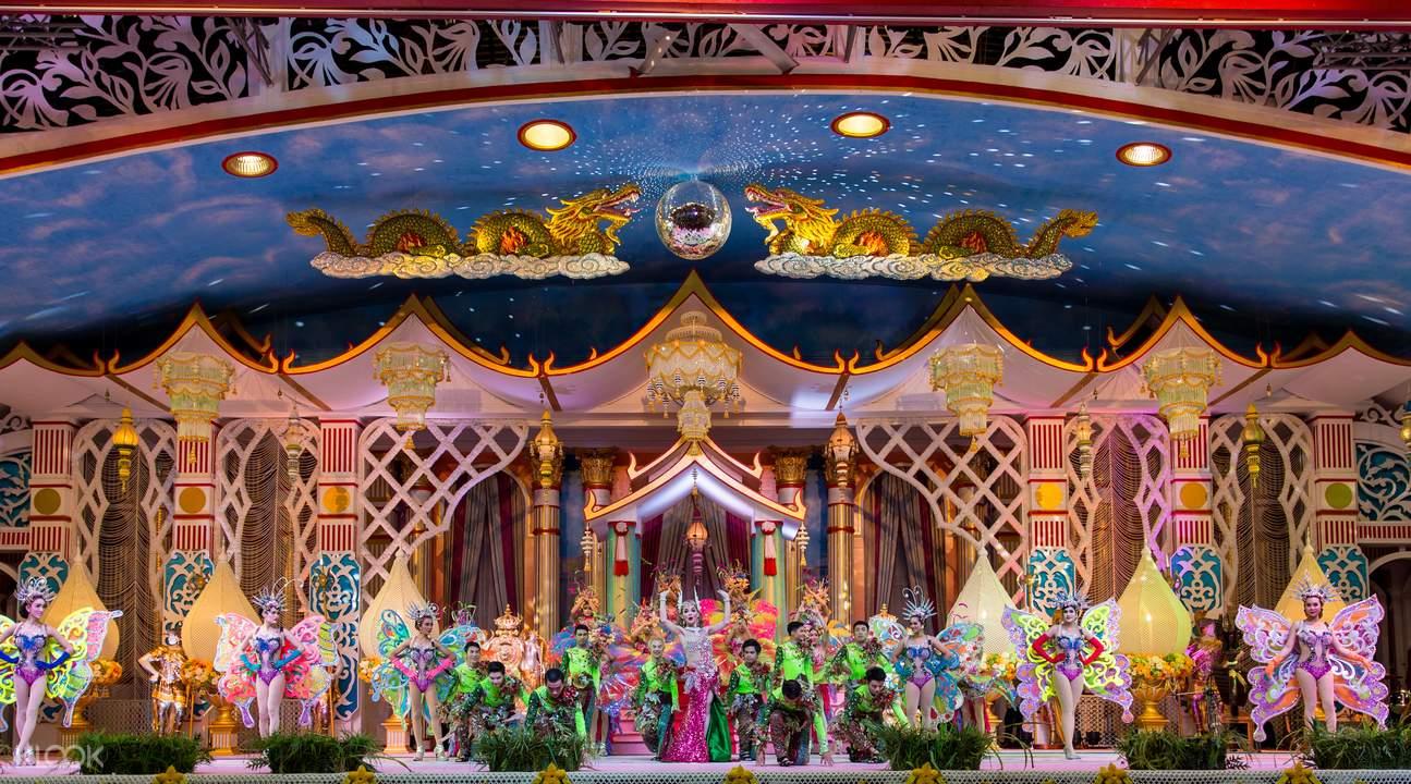 泰国芭堤雅富贵黄金屋