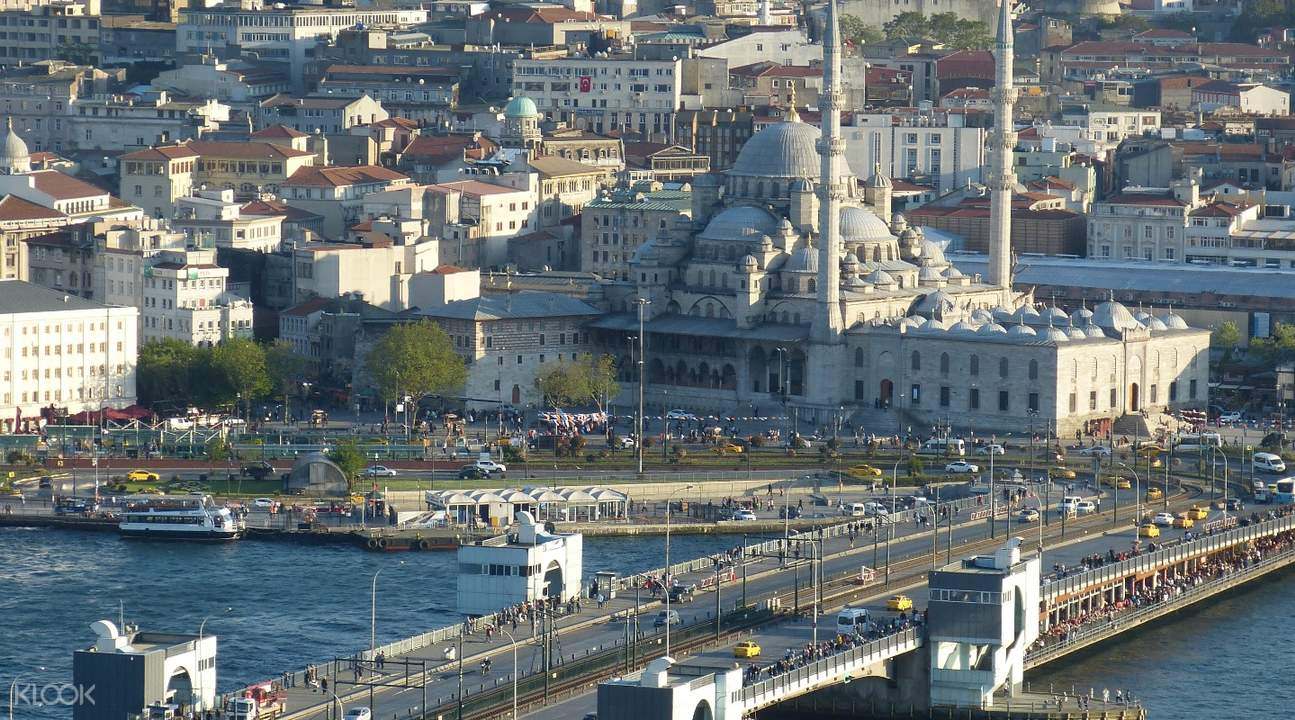 bosphorus strait cruise in turkey