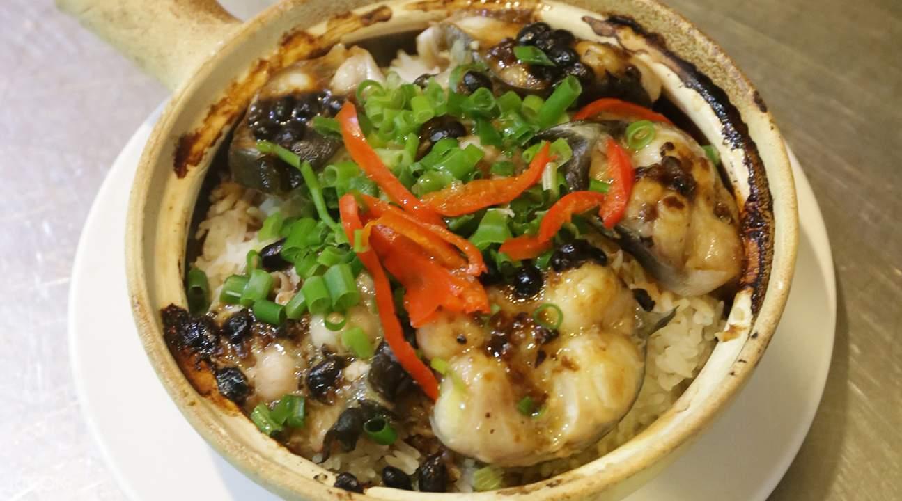 sheung hei claypot rice sai wan