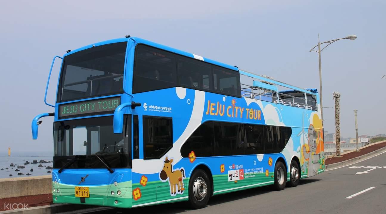 Jeju City Bus Tour