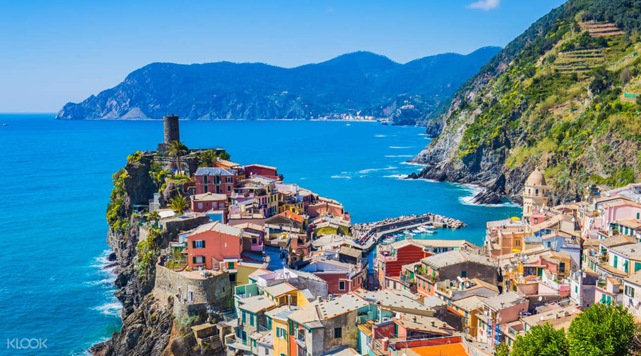 private day tour of cinque terre departing from florence