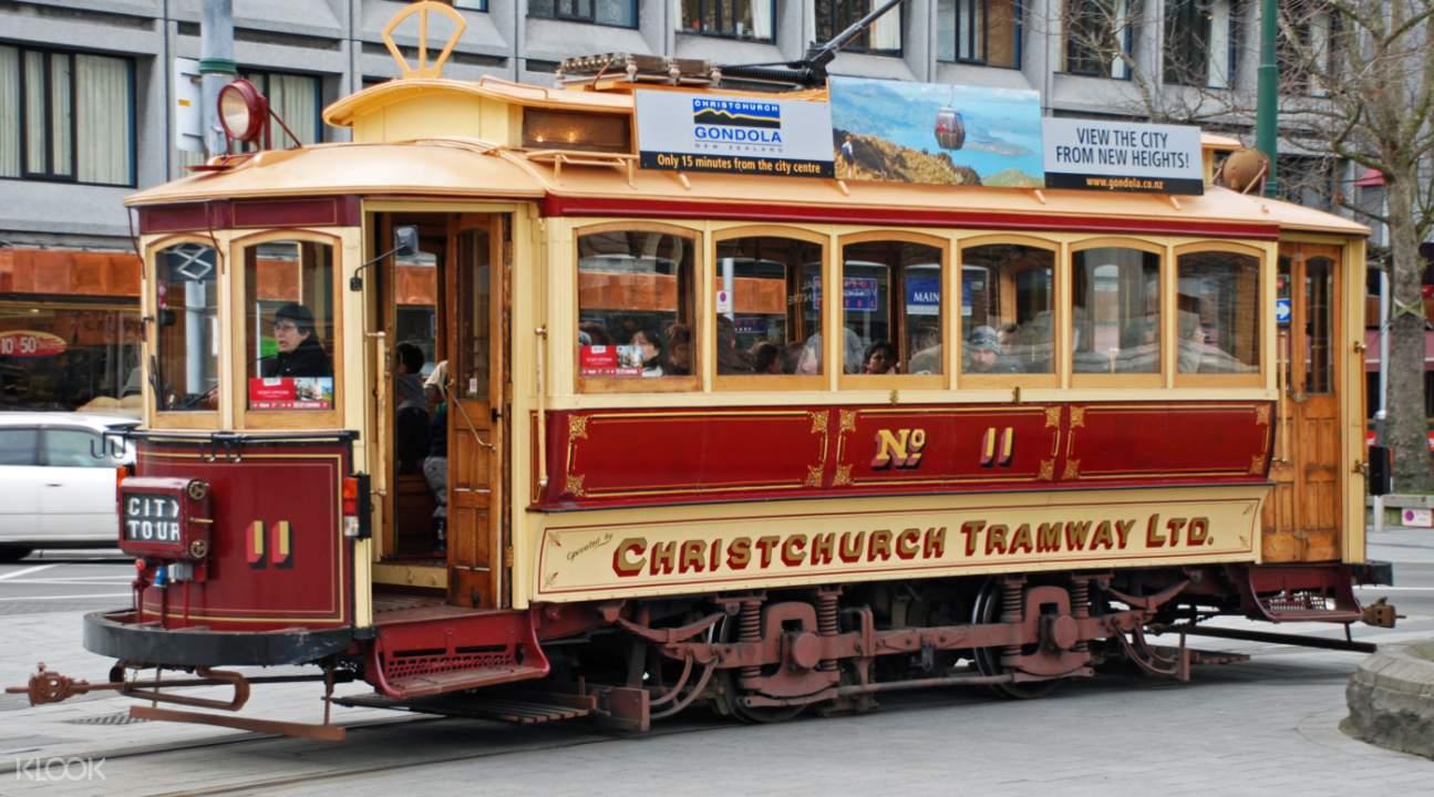 基督城电车