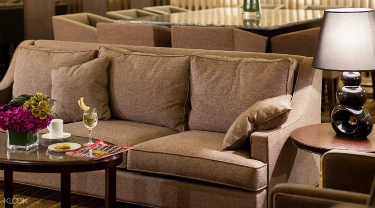 Macau International Airport Lounge Service