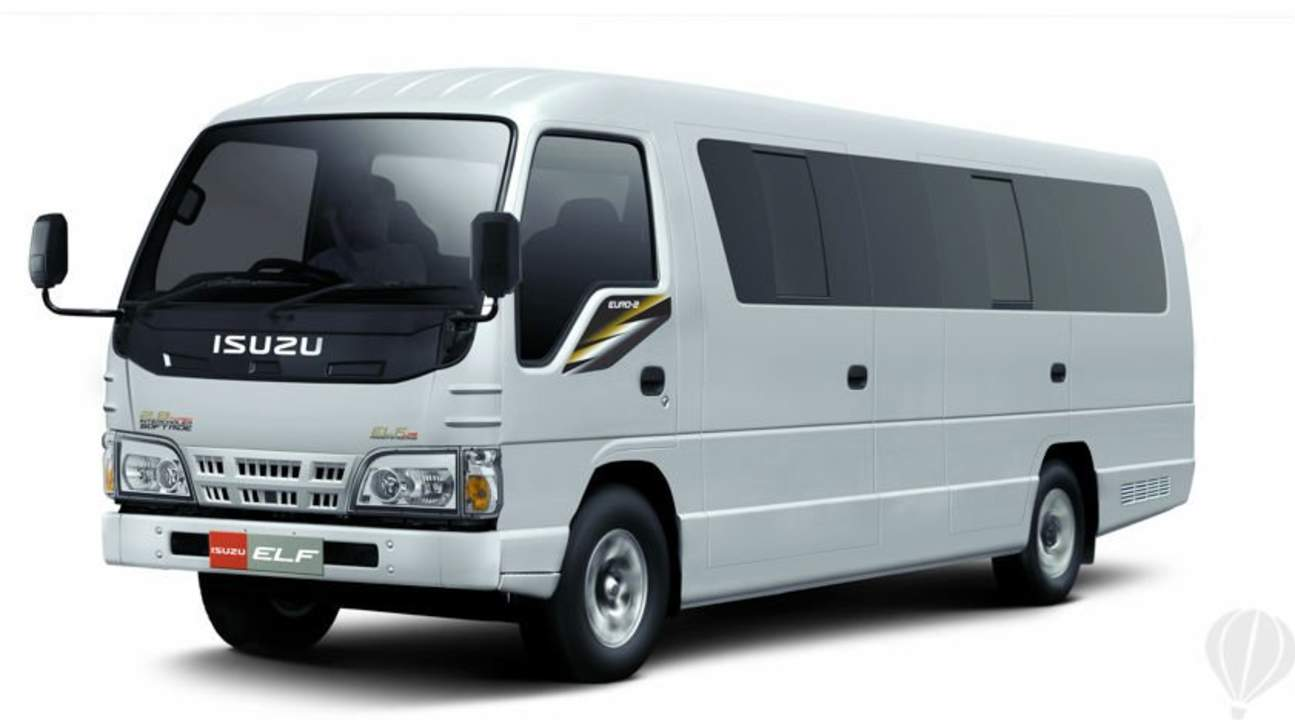 Bali Private Car Charter With Driver Klook Tour Transport Get Spacious Around For Up To 12 In The Isuzu Elf