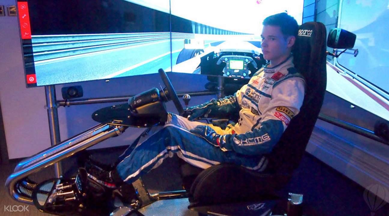 hk driving simulation