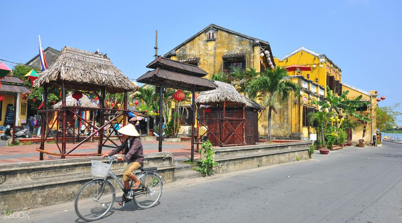 Bike tour Hoi An