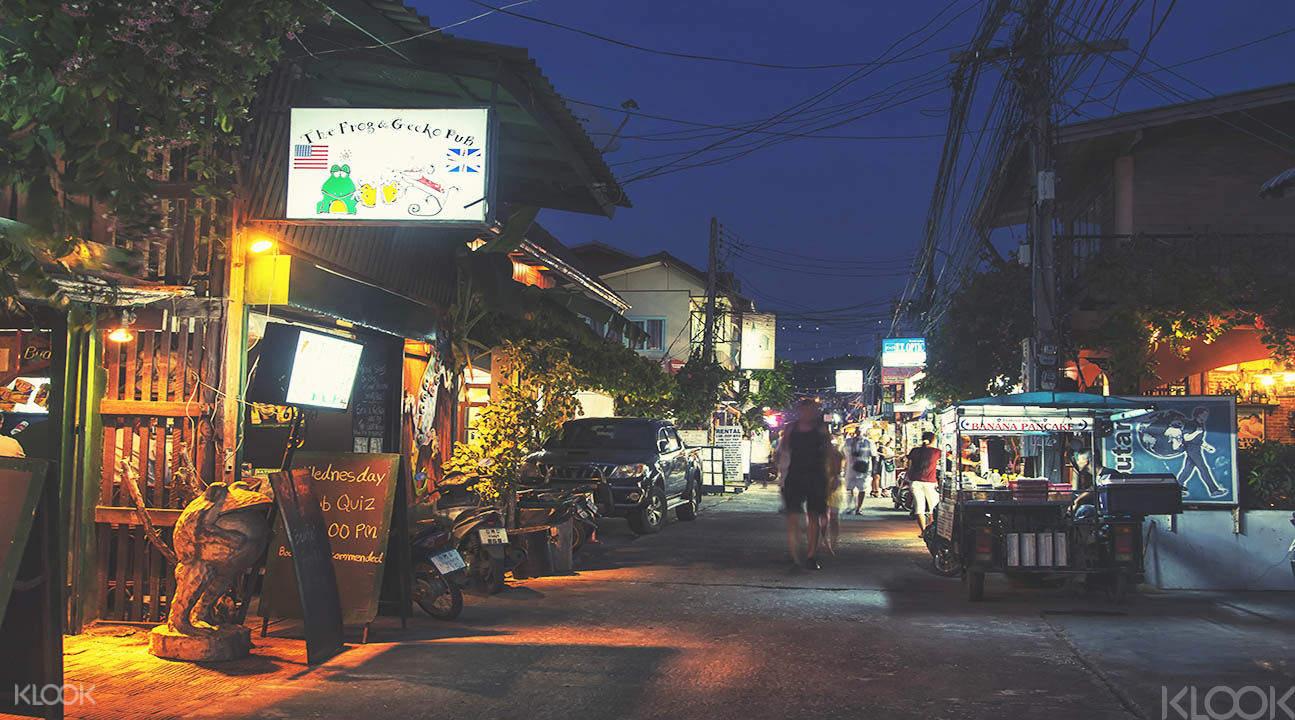 苏梅岛街头美食之旅