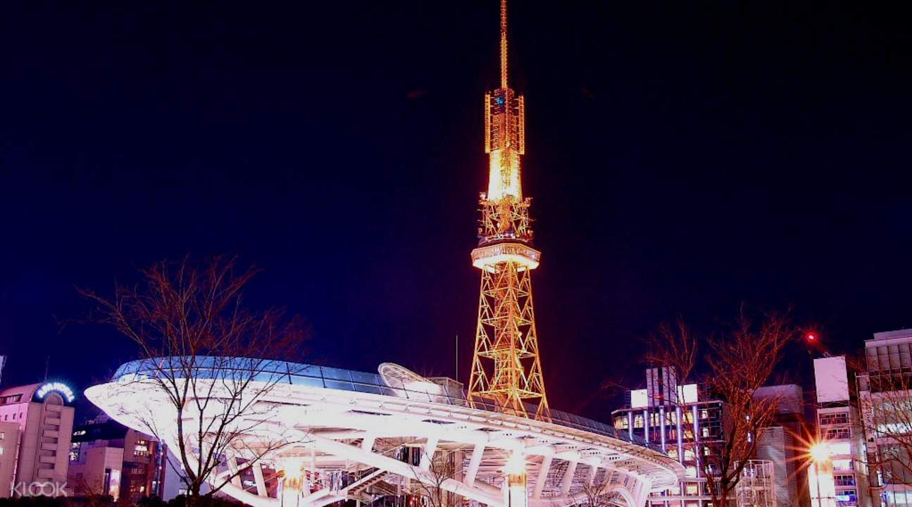 名古屋電視塔 綠洲OASIS 21