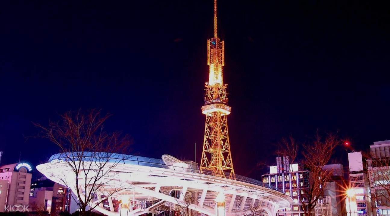 nagoya tv tower tickets