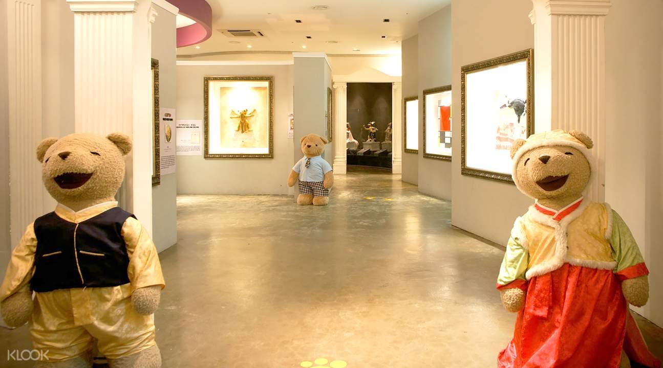 首爾泰迪熊博物館Teseum Seoul