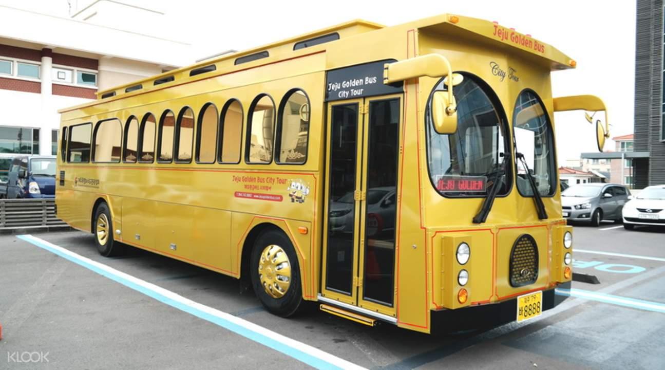 濟州島觀光巴士