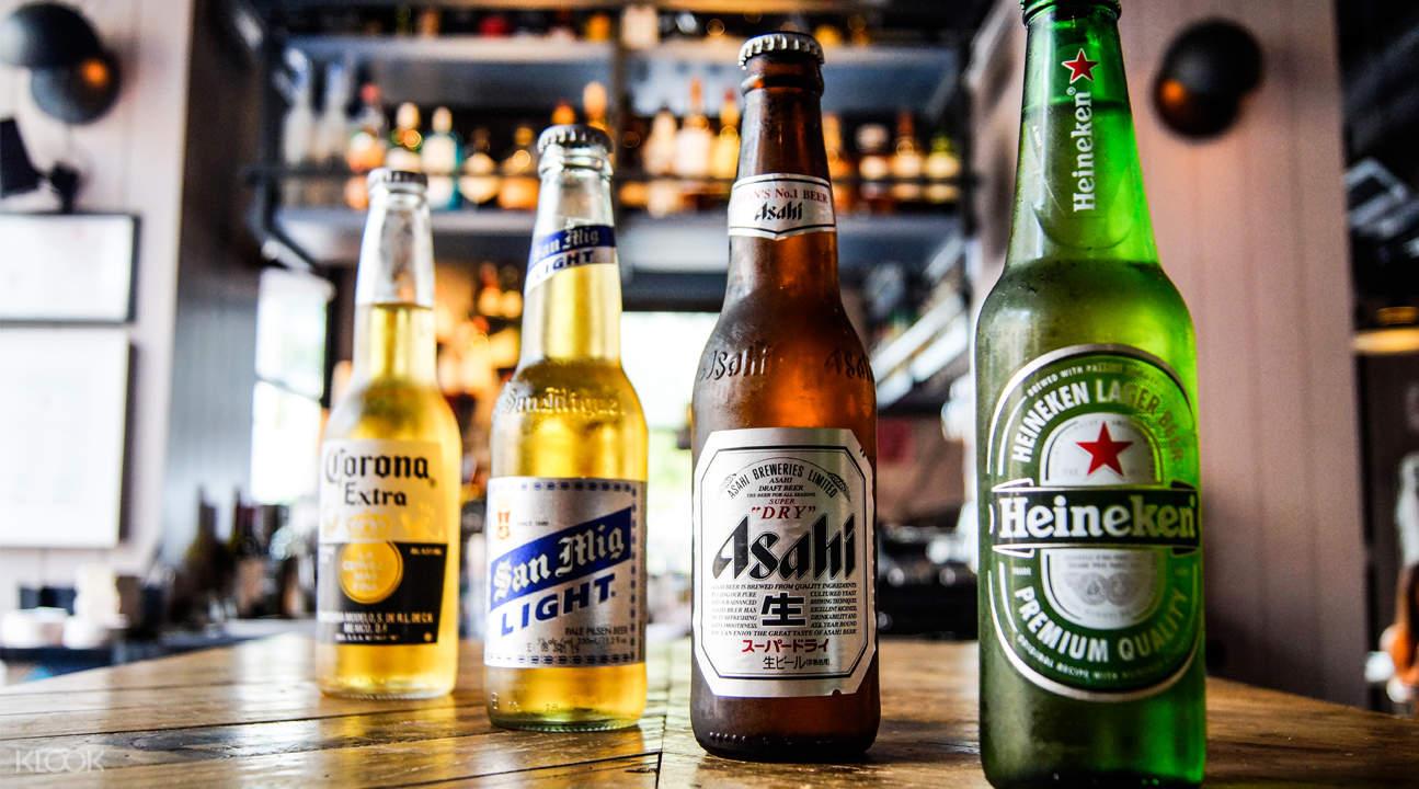 Club Meatballs 新加坡老巴刹 瓶装啤酒