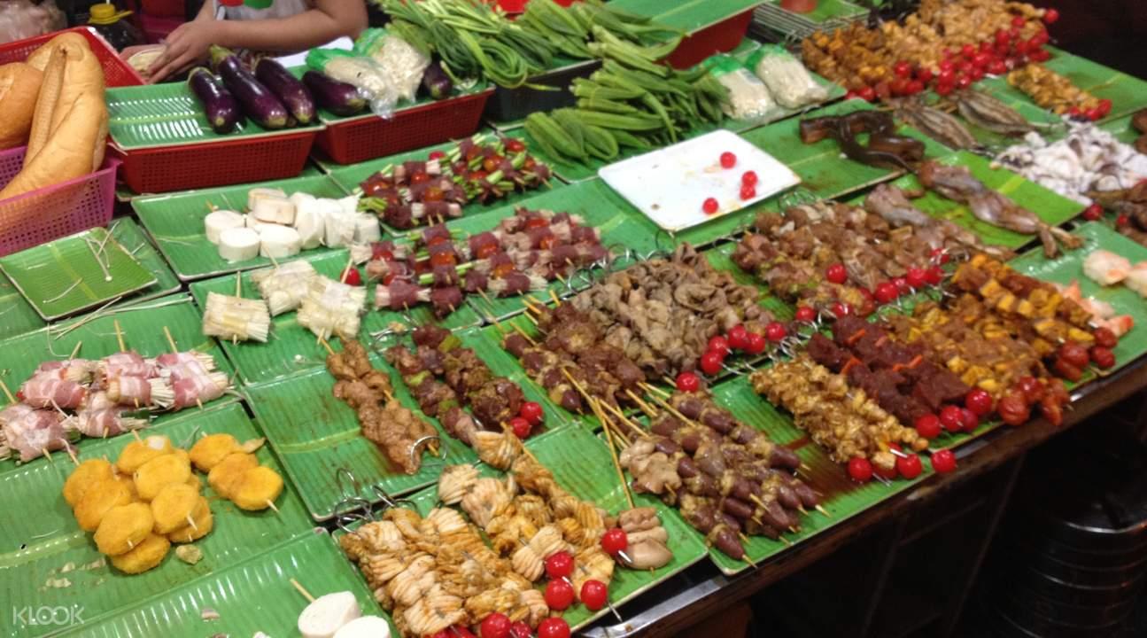 河内老城区美食之旅
