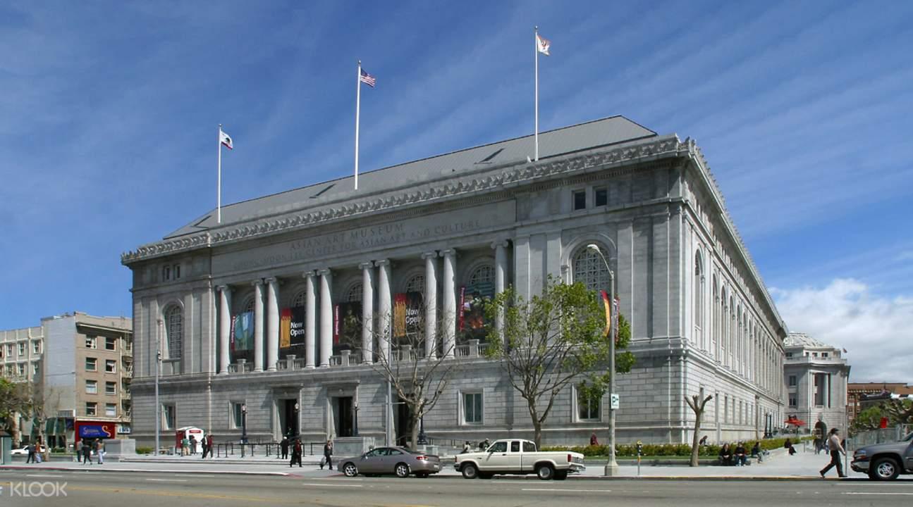 旧金山自选景点通票
