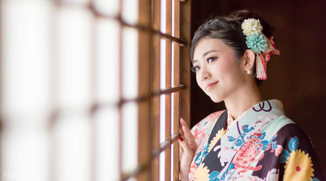 Yukata Kyoto Rental