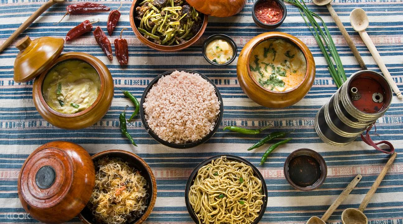 Bhutan food tour