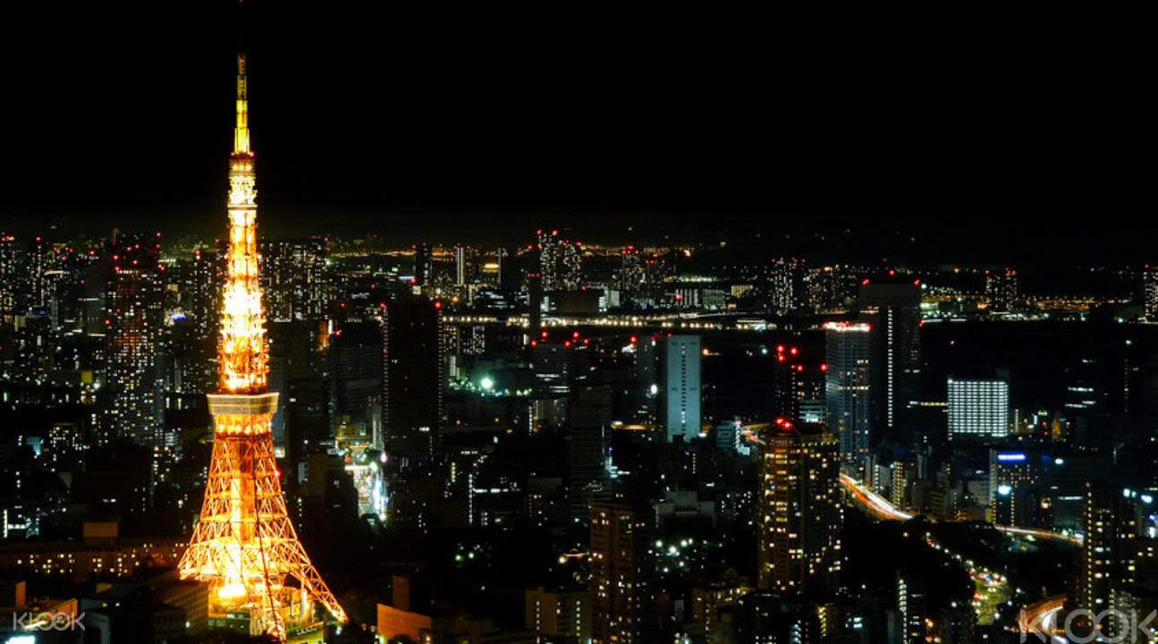 東京夜生活