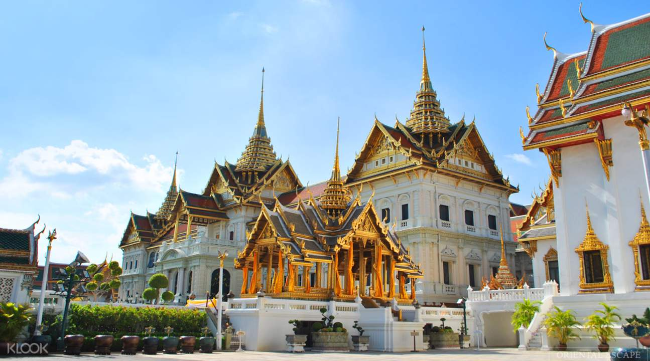 Bangkok Landmarks Half Day Tour