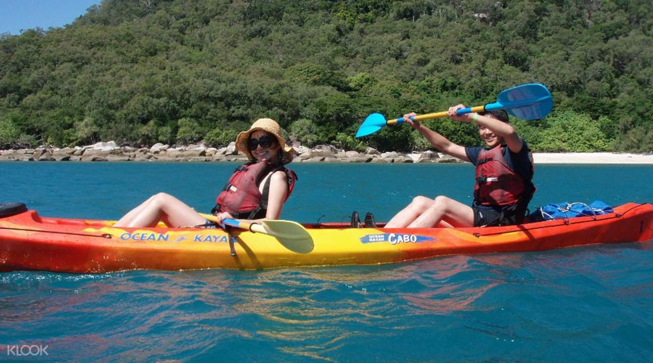 Fitzroy Island Sea Kayaking Day Tour