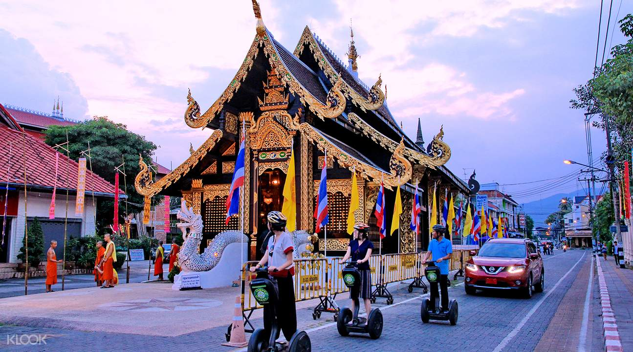 chiang mai temples