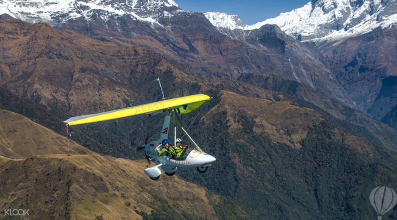 飛航喜馬拉雅山脈