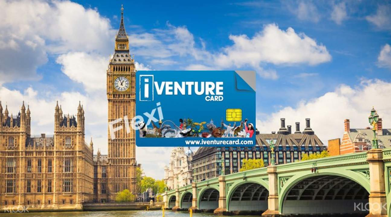 iVenture London Flexi Attractions Pass - Klook