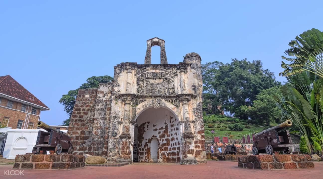 Malacca sightseeing
