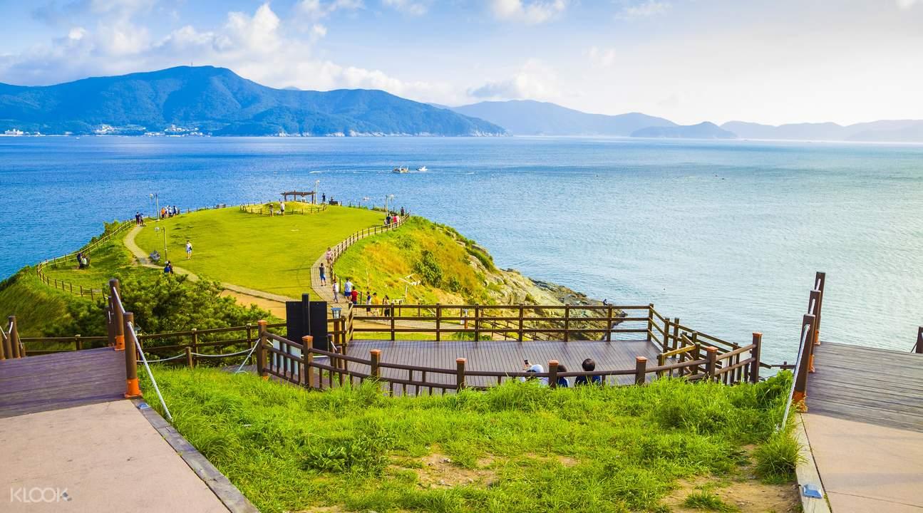 巨濟島一日游