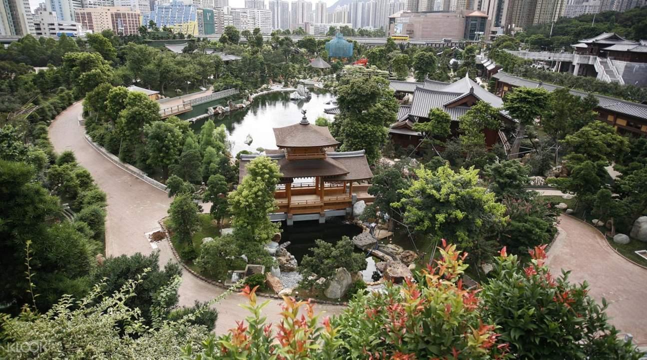 香港古寺庙游