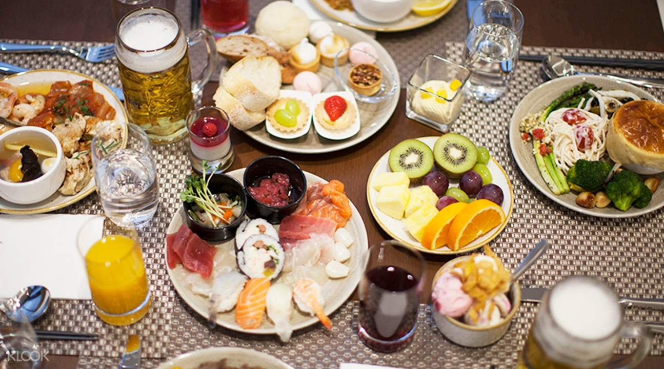 top chefs shangri la buffet jeju