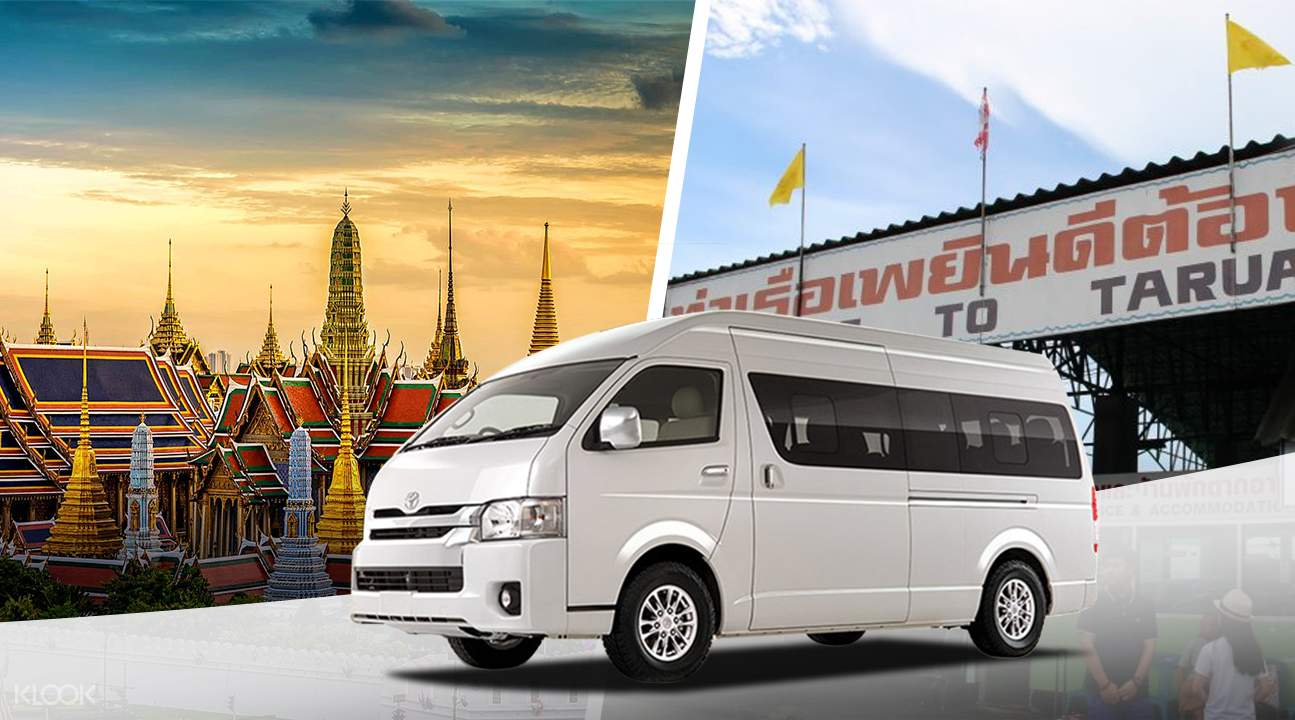 Private Transfers between Ban Phe Pier and Bangkok Thailand