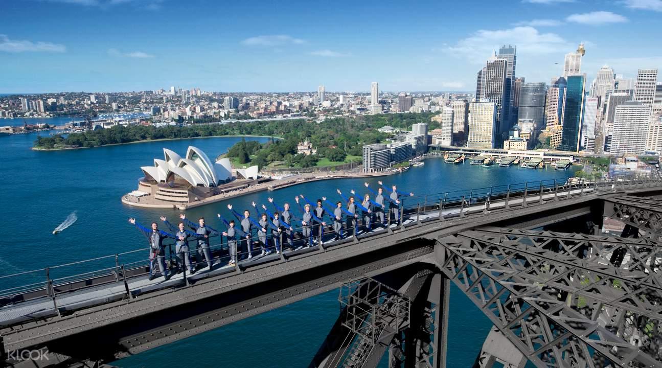 sydney bridge climb discount