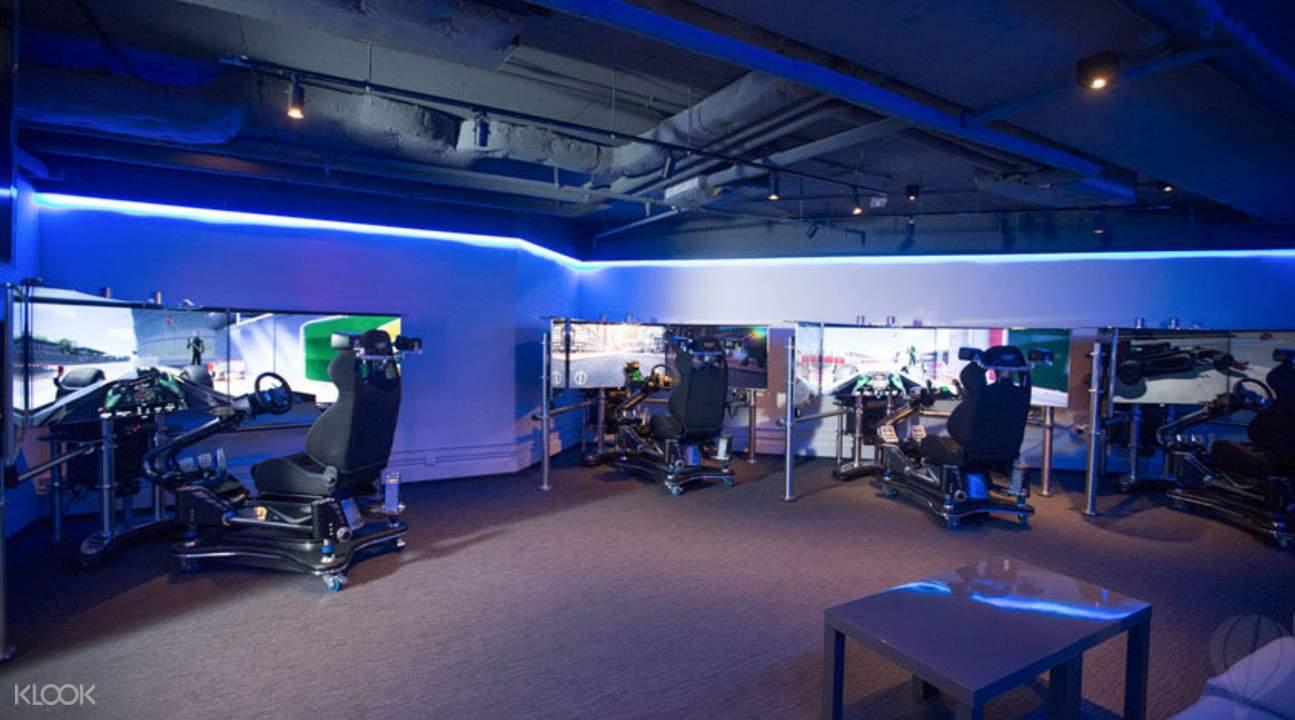 hk driving simulators