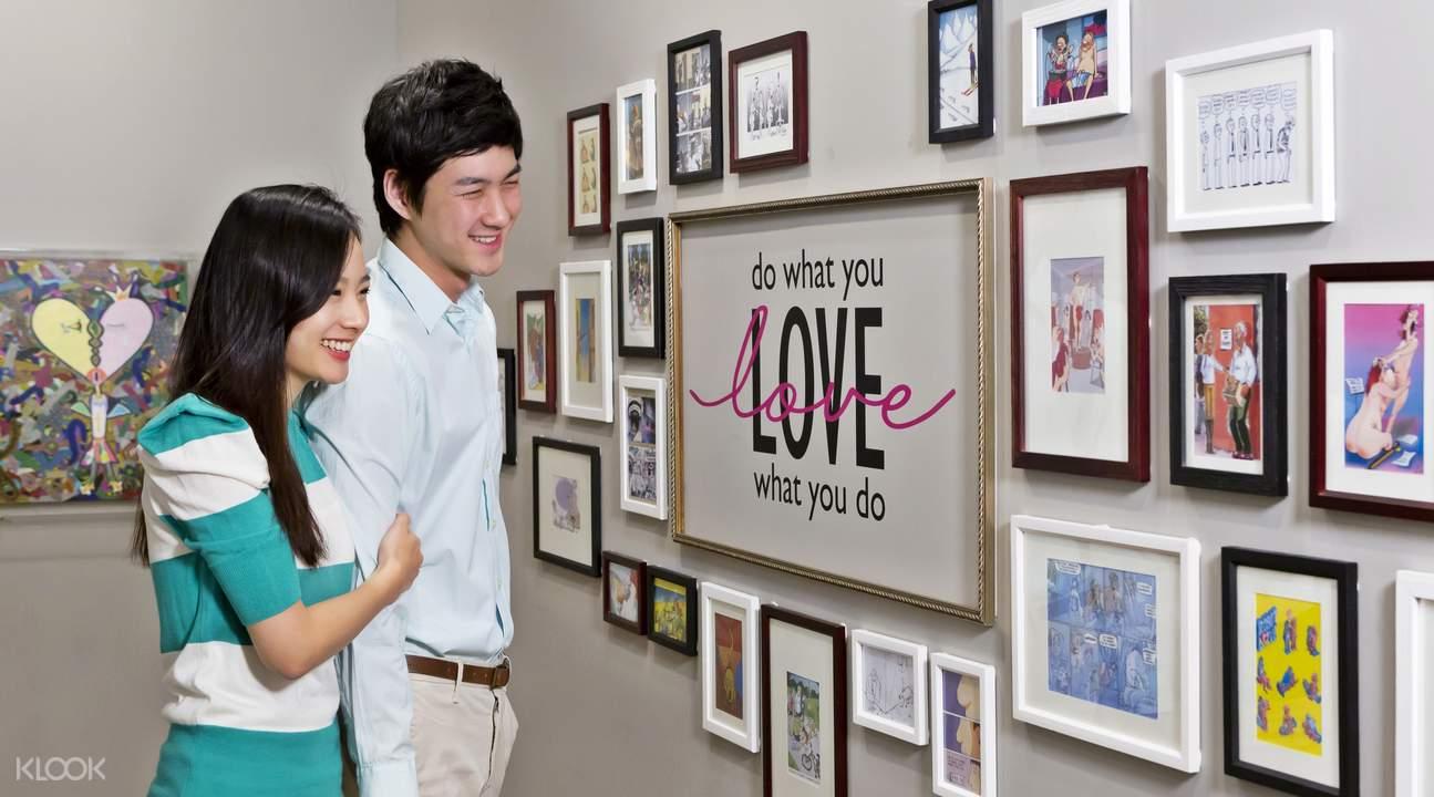 love museum seoul museum seni 3d