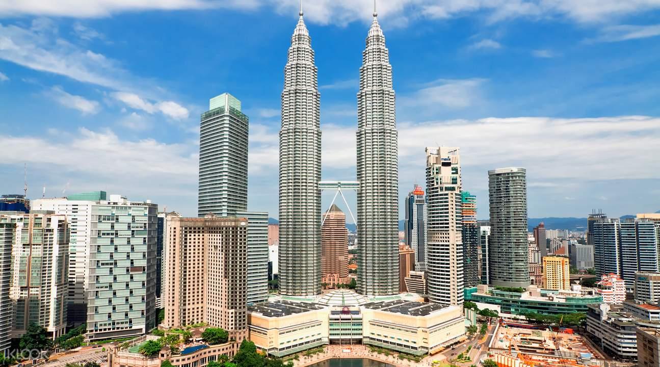 吉隆坡雙子塔