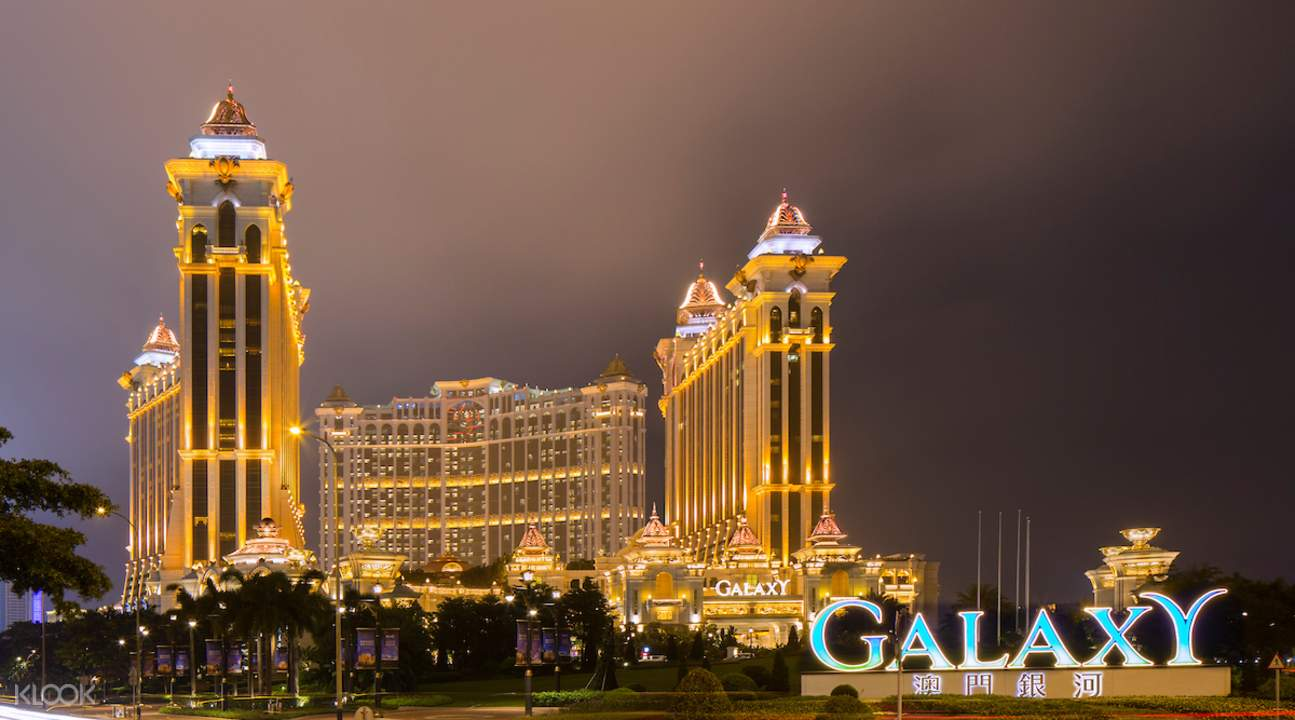 Macau Galaxy Tastes of Asia Discounted Meal Vouchers in