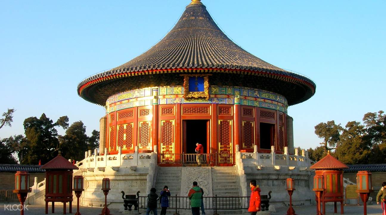 temple of heaven admission ticket
