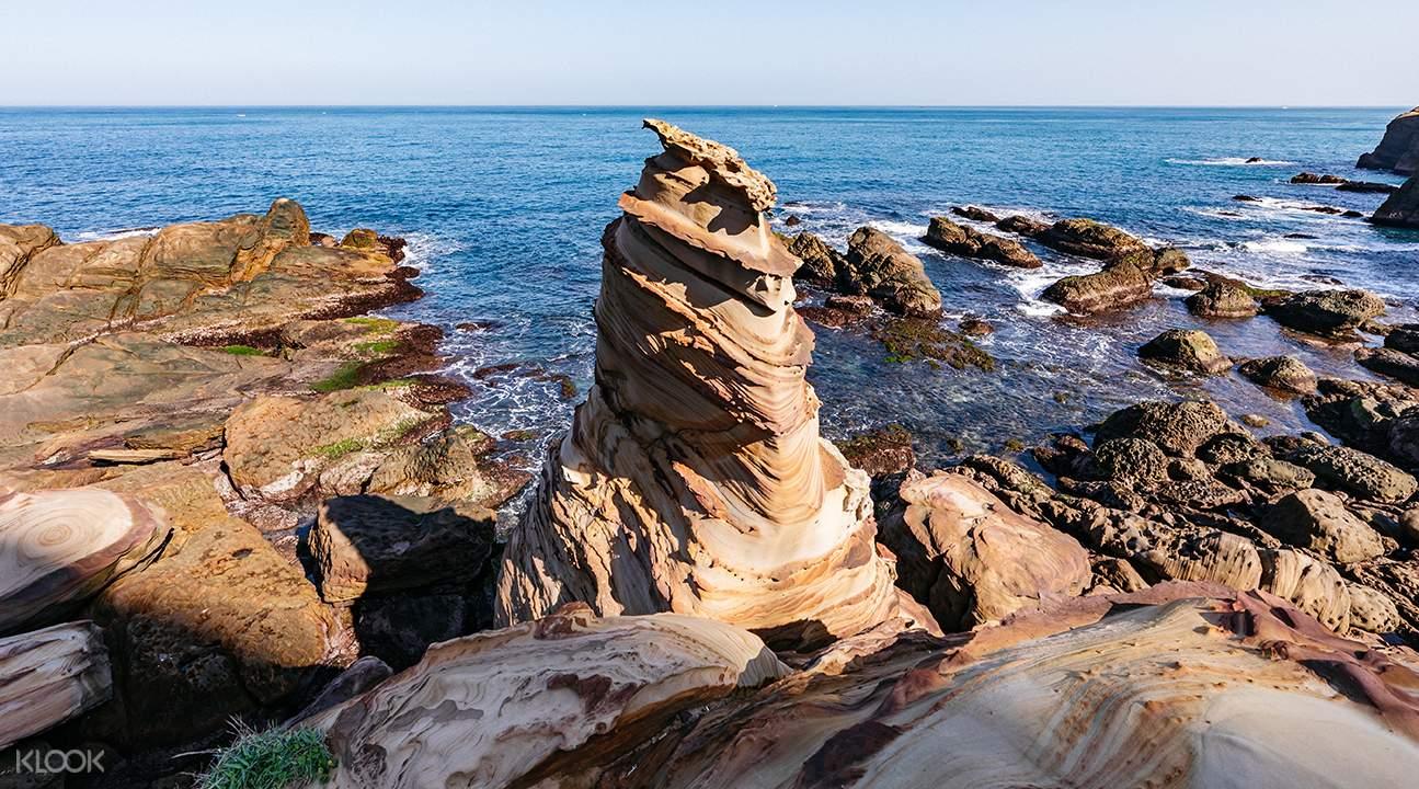 nanya rock formations