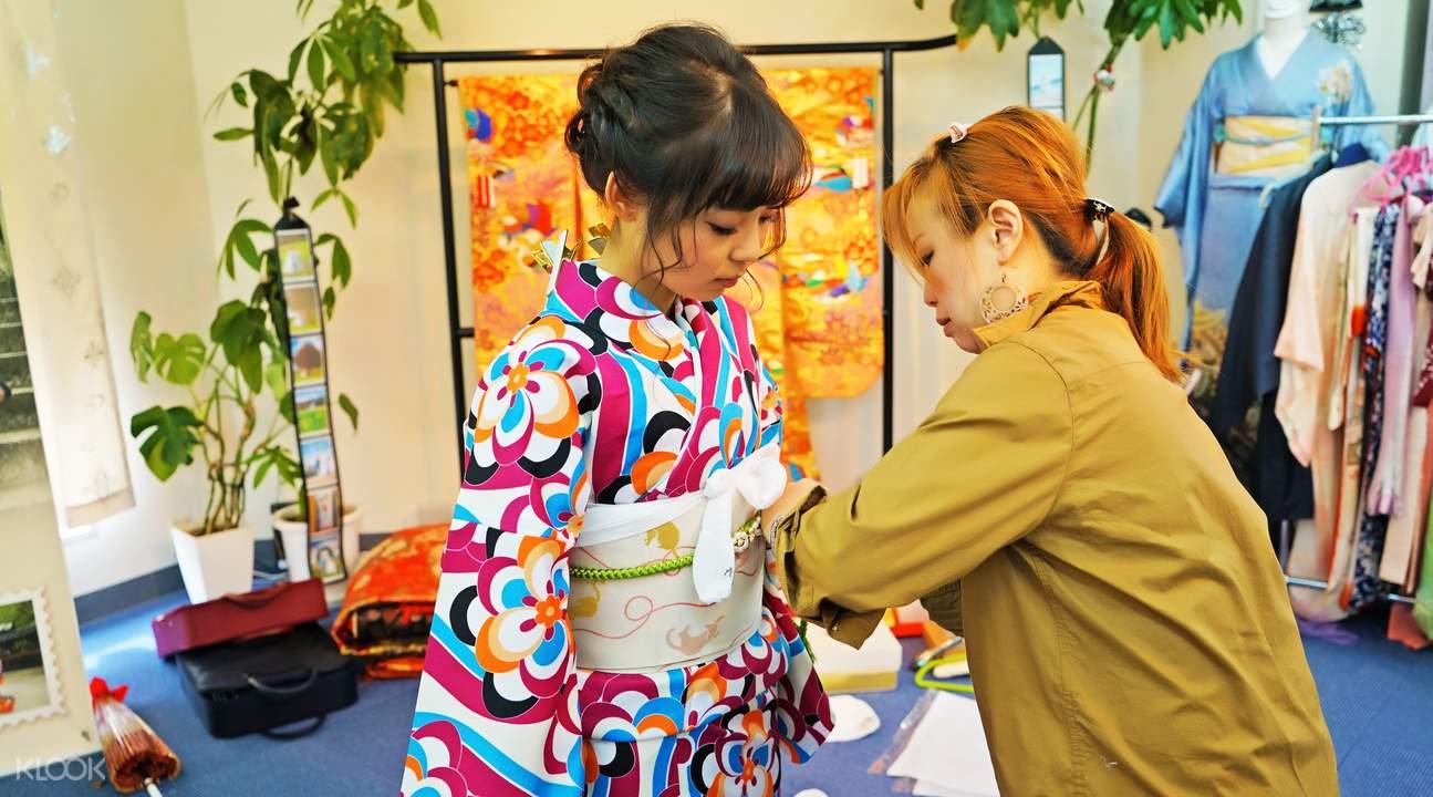 京都櫻京和服