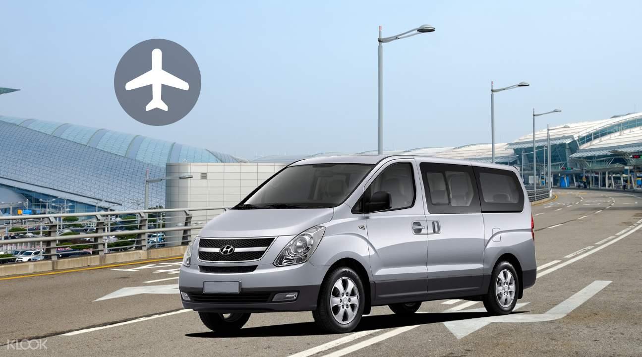 incheon airport private transfer